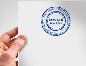 85% LVR No LMI loans